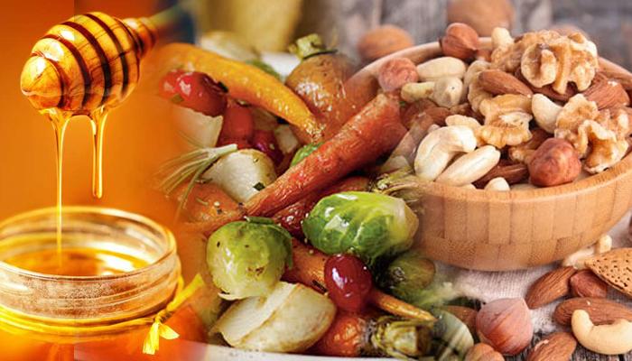 سردیوں میں کن غذاؤں کا استعمال کریں؟