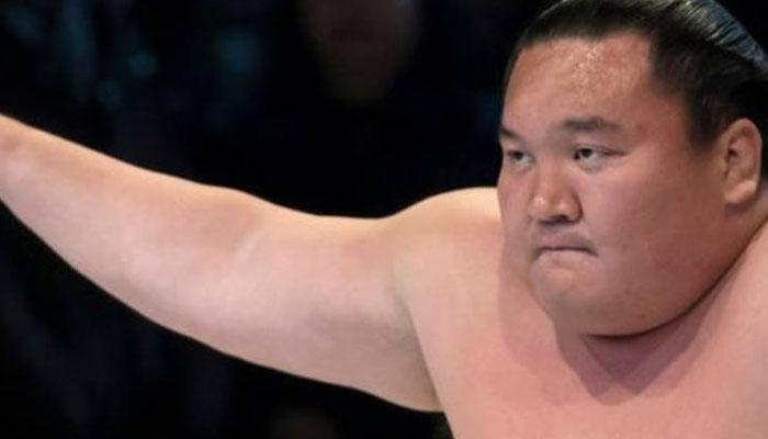 جاپان: معروف سومو ریسلر ہاکوہو کورونا کا شکار