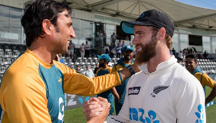 نیوزی لینڈ کرکٹ پاکستان کرکٹ ٹیم کا مشکور
