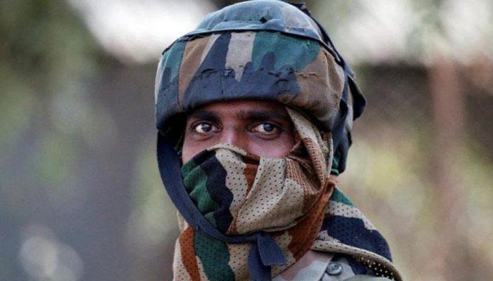 پاکستان کو دھمکیاں دینے والy بھارتی فوج کی آدھی تعد ڈری سہمی ہے، تحقیق