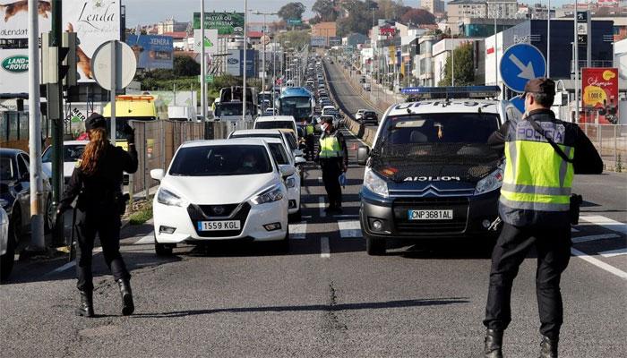 اسپین میں حادثات کی روک تھام کے لئے ٹریفک قوانین میں سخت پابندیاں عائد