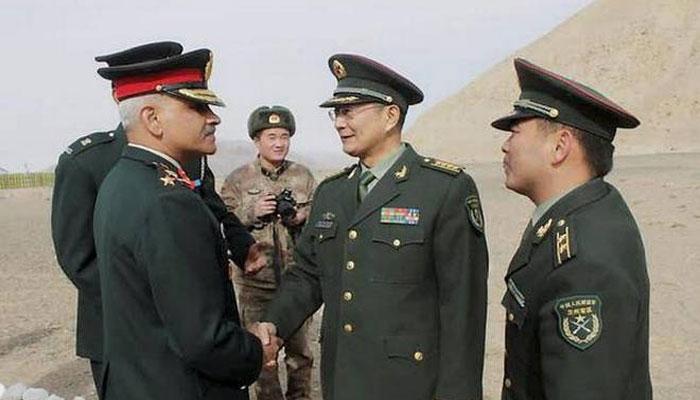 بھارت نے ایکچوئل کنٹرول لائن پار کرنے والے فوجی کو چین کےحوالےکردیا