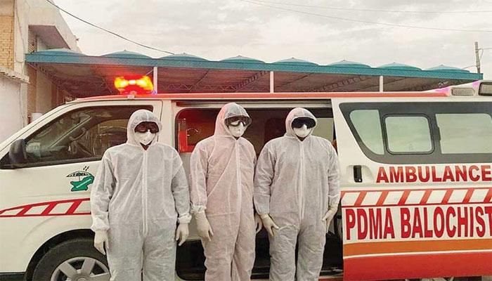 بلوچستان کے چار اضلاع میں آج کورونا کےسترہ نئے مریضوں کی تشخیص