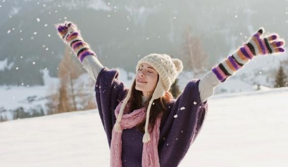 موسم سرما انسانی مجموعی صحت کیلئے مثبت قرار