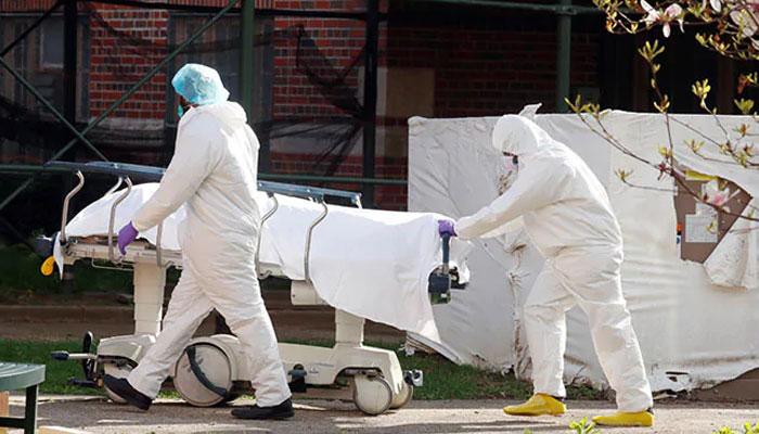 کورونا، امریکا میں مزید 300 ہلاکتیں