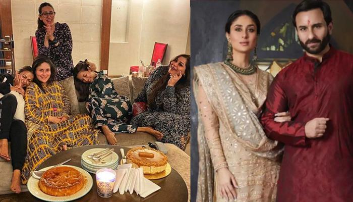 سیف علی خان اور کرینہ کپورنے پرانا گھر چھوڑ دیا ؟