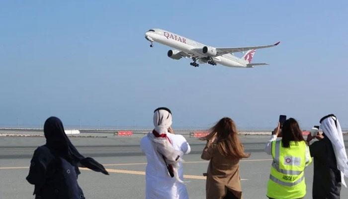 مصر کا قطر سے آنے والی پروازوں کے لیے فضائی حدود کھولنے کا فیصلہ