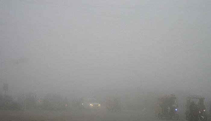 شدید دھند، موٹر وے ایم 3 لاہور سے عبد الحکیم تک بند