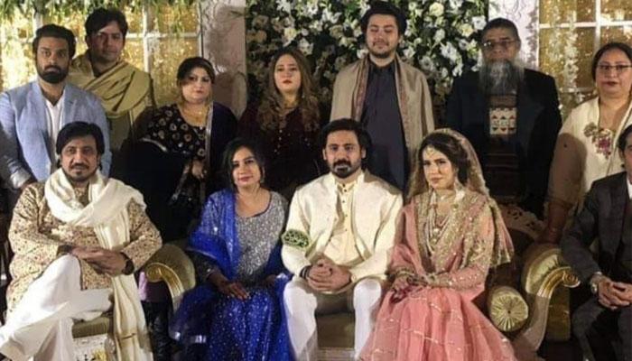 نور بخاری کے سابق شوہر ولی حامد خان نے دوسری شادی کرلی؟