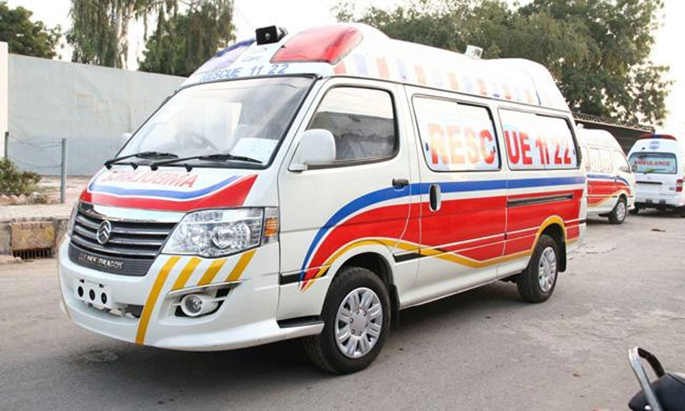 لاہور: ڈاکوؤں کی فائرنگ، ڈولفن پولیس اہلکار زخمی