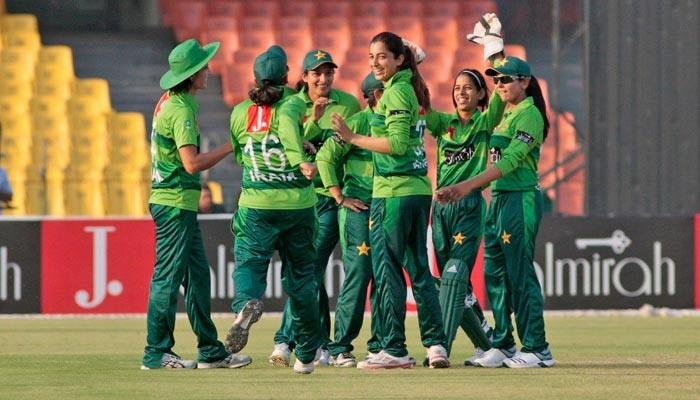ساؤتھ افریقہ: پاکستان ویمن کرکٹ ٹیم کا کورونا ٹیسٹ کلیئر