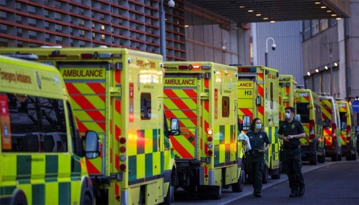 لندن میں کورونا سے اب تک 10 ہزار سے زائد افراد ہلاک ہوچکے، پبلک ہیلتھ ڈیٹا