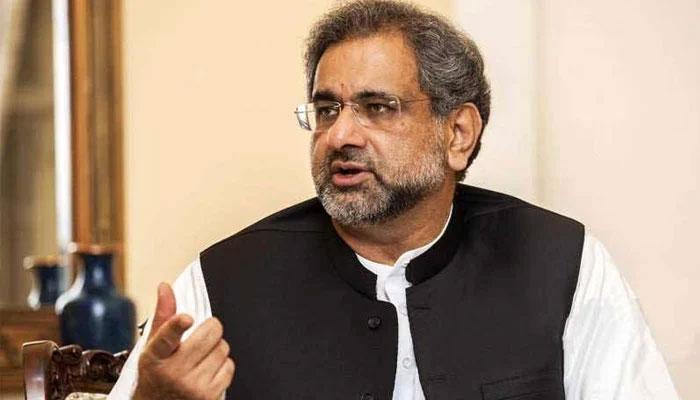 براڈ شیٹ کے حق میں آیا فیصلہ پبلک کیا جائے، شاہد خاقان عباسی