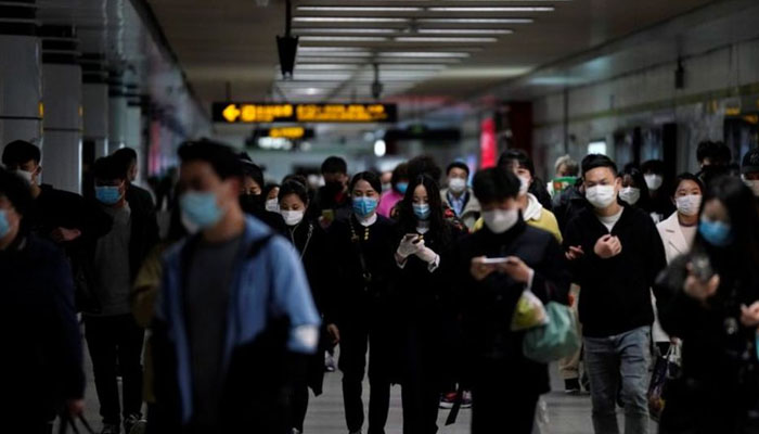 چین: نئے کورونا مریضوں کی تصدیق کے بعد 5 لاکھ کی آبادی کو قرنطینہ کردیا گیا