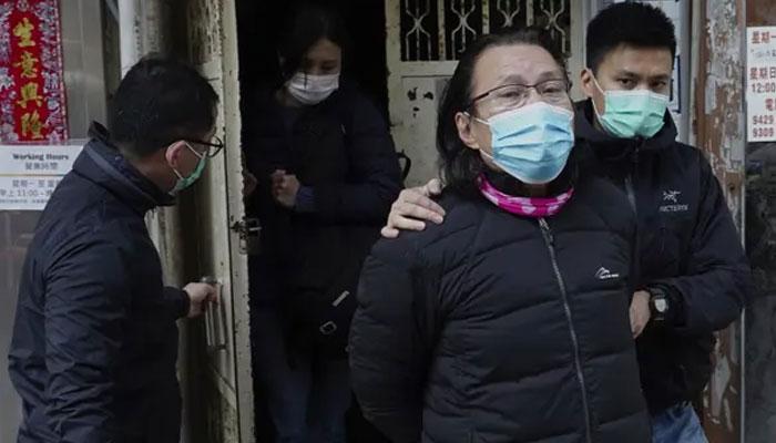 ہانگ کانگ، انسانی حقوق کے وکیل سمیت 11 افراد گرفتار