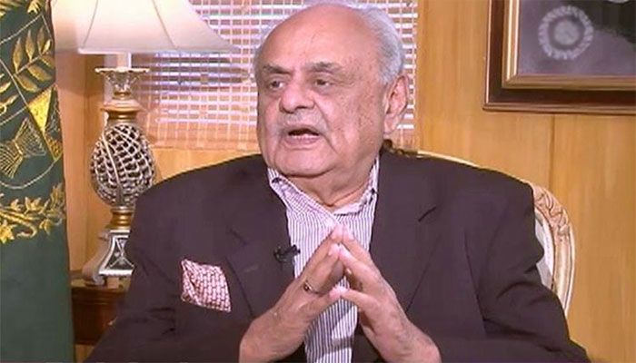 PDM کا بیانیہ ریاست کے خلاف ہے: اعجاز شاہ