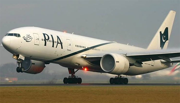 10 مسافروں میں کورونا کی تصدیق ، چین نے پی آئی اے پر پابندی لگادی