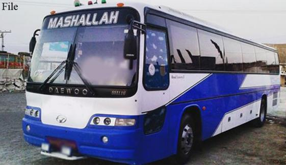 ڈیرہ اسماعیل خان: بس میں فائرنگ، 2 افراد جاں بحق