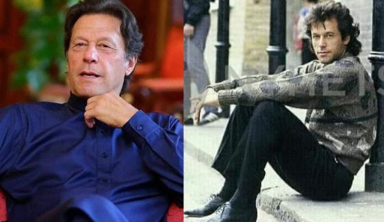 عمران خان کی 31 سال پُرانی تصویر وائرل
