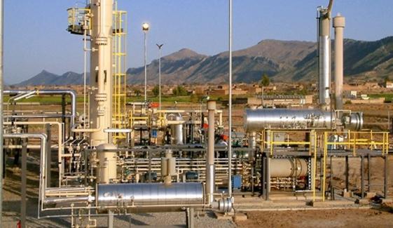 تیل پیداوار میں 6 اور گیس پیداوار میں 4 فیصد کمی