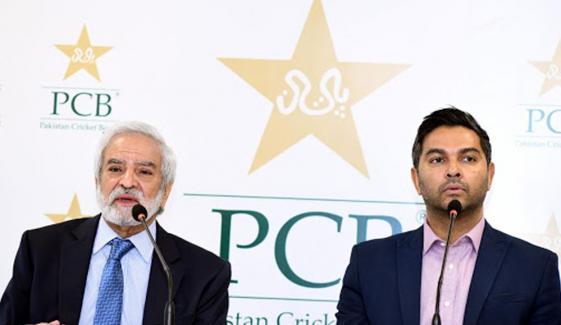 احسان مانی اور وسیم خان میں اختلافات شدت اختیار کر گئے