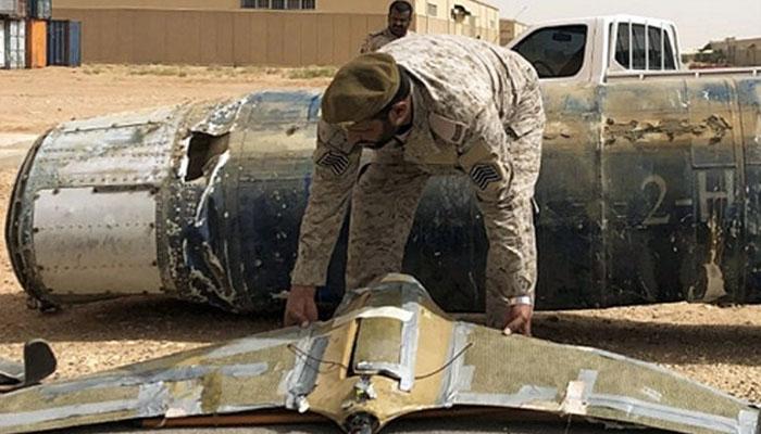 سعودی فوج نے یمن سے بھیجے گئے تین ڈرون طیارے مار گرائے