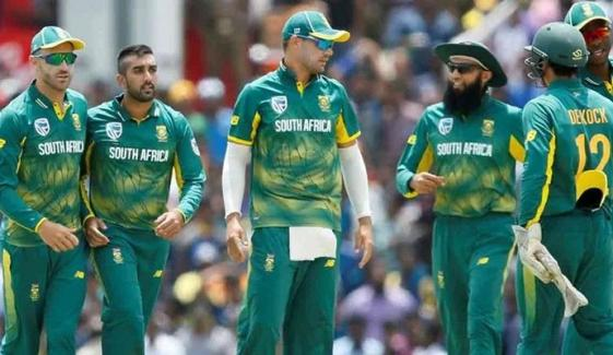 جنوبی افریقا کی ٹیم خصوصی چارٹرڈ فلائٹ کے ذریعے کراچی آئے گی