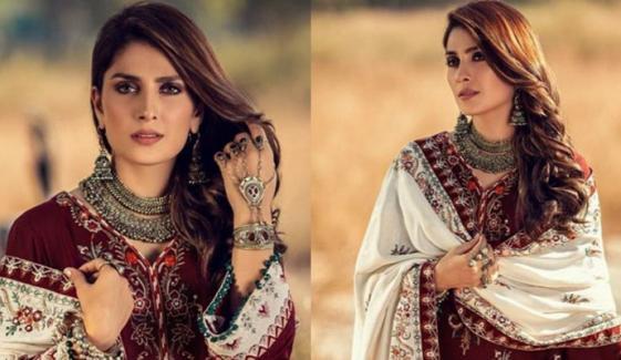 عائزہ خان کتنے سال کی ہو گئیں؟