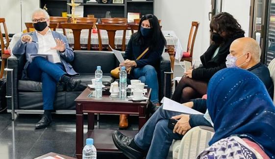 اسپین، کورونا سے انتقال کرنیوالے  پاکستانیوں کی تدفین سے متعلق اہم میٹنگ