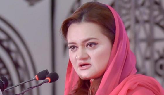پاکستان کی ہتک عزت کا دعویٰ کس پر کیا جائے؟ مریم اورنگزیب کا سوال