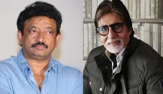 رام گوپال ورما کی امیتابھ کے ساتھ نئی فلم کی منصوبہ بندی