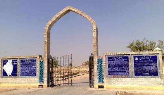 مکلی کے تاریخی قبرستان میں تدفین پر پابندی عائد