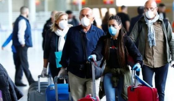 یورپ میں کورونا وائرس کے کیسز 3 کروڑ سے تجاوز کرگئے