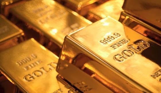 ایک تولہ سونے کی قیمت 1 لاکھ 12 ہزار 900 روپے پر برقرار