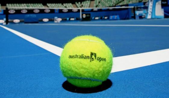 آسٹریلین اوپن: ٹینس اسٹارز ایڈیلیڈ پہنچنا شروع