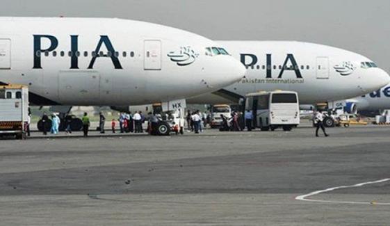 لیزنگ کمپنی نے طیاروں پر نظر رکھی ہوئی تھی