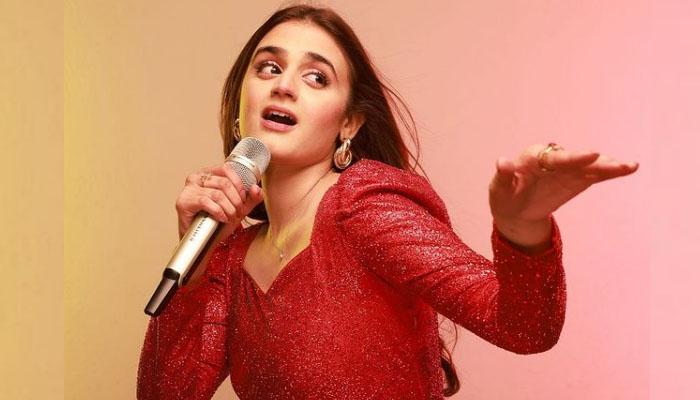 مجھے کہتے ہیں جی حرا مانی: حرا مانی اپنے پہلے گیت کی مقبولیت پر خوش
