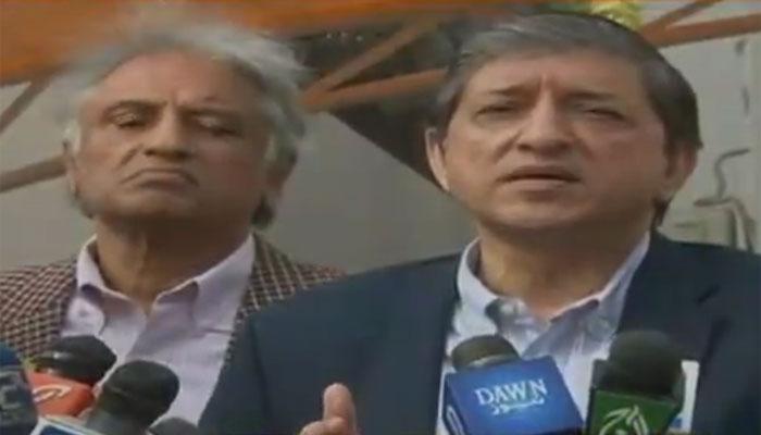بریگیڈیئر (ر) اسد منیرکی خودکشی کی وجہ نیب تھا: سلیم مانڈوی والا