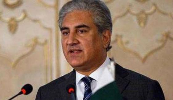 آج دنیا نے بھی پاکستانی موقف کو تسلیم کرنا شروع کردیا ہے، شاہ محمود