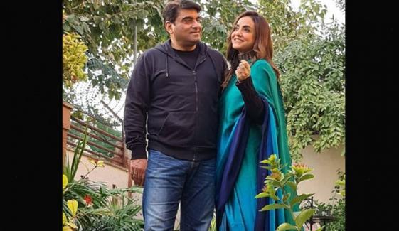 4 ماہ قبل میں اور میرے شوہر ایک دوسرے کیلئے انجان تھے، نادیہ خان
