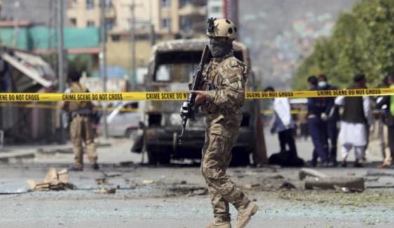 افغان صوبے ہرات میں طالبان کا حملہ، 13 پولیس اہلکار ہلاک