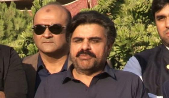 عمران خان زرداری کی سیاست سے گھبرا گئے ہیں: ناصر حسین شاہ