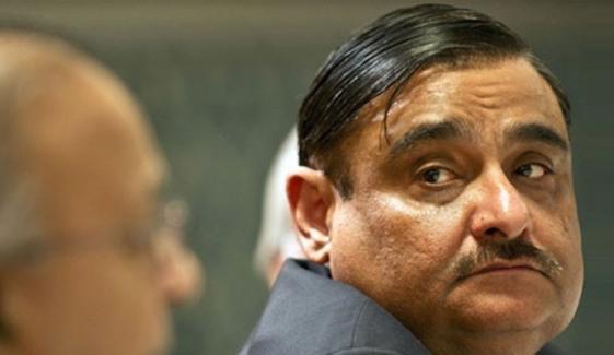 ڈاکٹر عاصم قرنطینہ میں موجود، سماعت ملتوی