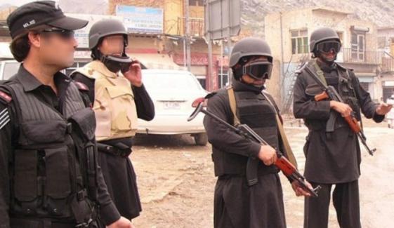 چمن، شہری کی تضحیک پر لیویز فورس کے 10 اہلکار معطل
