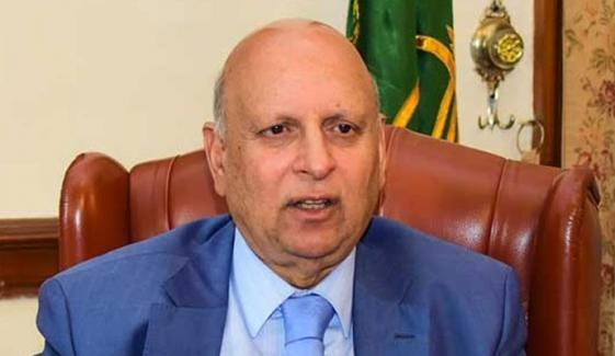 31جنوری بھی گزرجائیگی PDM کے استعفے نہیں آئیں گے، گورنر پنجاب