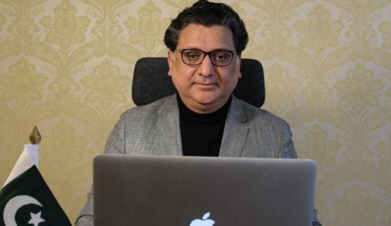 یورپی یونین پاکستانی ٹیکسٹائل سیکٹر کیلئے ایک اہم مارکیٹ ہے: سفیر جنجوعہ