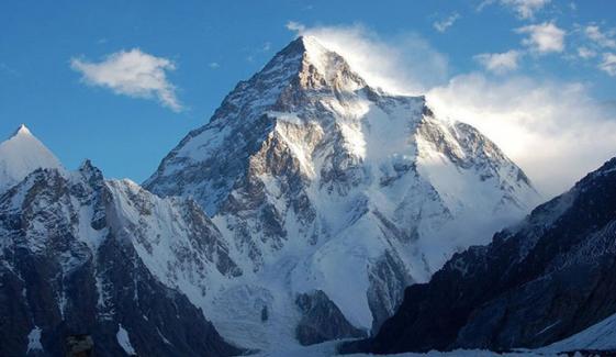 موسمِ سرما میں K2 سَر کرکے تاریخ رقم کردی گئی