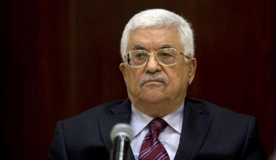 فلسطینی صدر نے پارلیمانی و صدارتی انتخابات کرانے کا اعلان