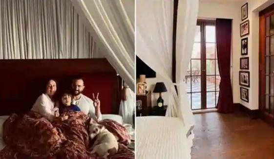 کیا آپ نے کرینہ کپور کے نئے گھر کی تصاویر دیکھی ہیں؟