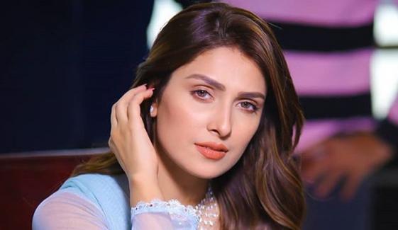 سالگرہ کی مبارکباد دینے پر عائزہ نے مداحوں کا شکریہ ادا کیا